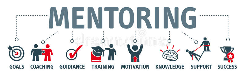 banner-mentoring-concept-chart-keywords-icons-91010892