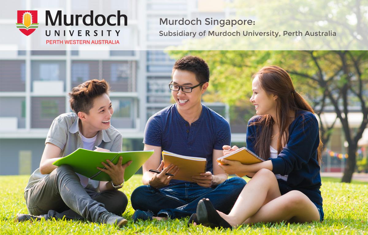 Murdoch University students